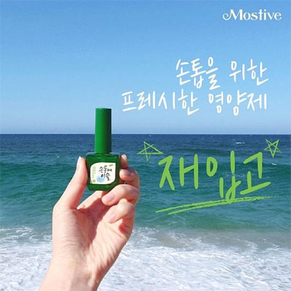 韓國 Mostive 真露燒酒造型護甲油 12ml 燒酒護甲油 燒酒指甲油 護甲油 美甲 指甲保養