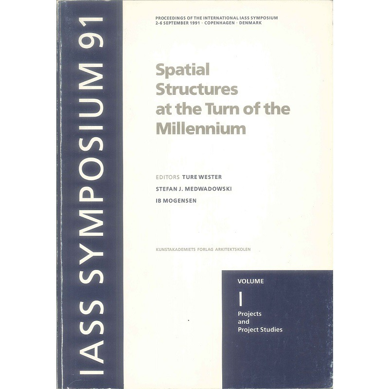 Spatial Structures at the Turn of Millennium -9788798366829