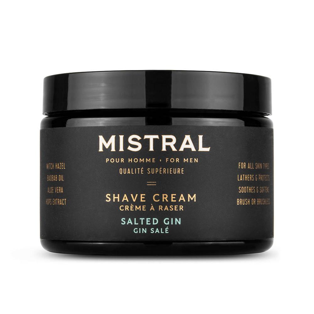 Mistral - 極致刮鬍膏(海風琴酒 / 大容量)敏感肌好用推薦 刮鬍泡刮鬍皂 剃鬚膏剃鬚泡剃鬚皂刮鬍乳刮鬍霜