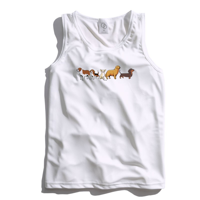 ONE DAY 台灣製 166C304排汗背心 吸濕排汗 排汗衫 吸排 運動上衣 吸排T T恤 素T 短袖上衣 寬鬆短袖
