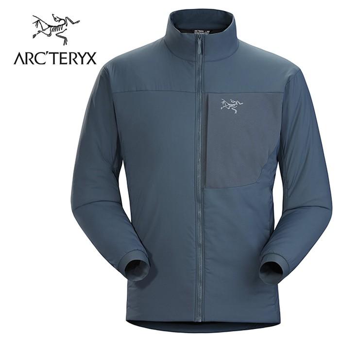 【ARCTERYX 始祖鳥 加拿大】Proton LT 化纖外套 機能保暖外套 男款 灰綠色 (L07435400)