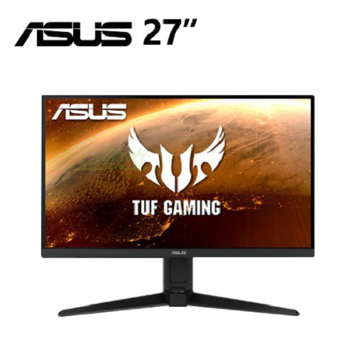 【27型電競】ASUS TUF VG27WQ 曲面電競螢幕/2560*1440/HDR/165Hz/1ms