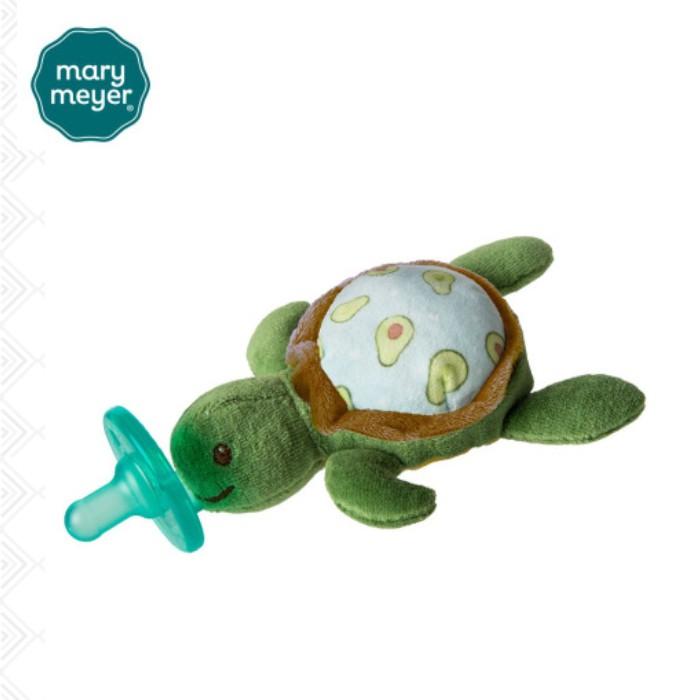 美國MaryMeyer 玩偶安撫奶嘴-酪梨龜