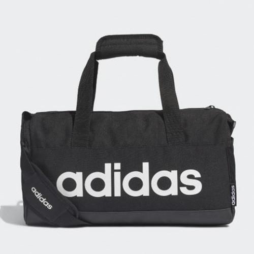 Adidas黑色經典小健身包-NO.FL3691