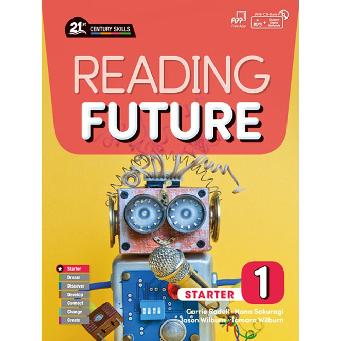 Reading Future Starter 1 (with CD-ROM)