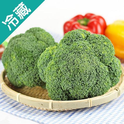 美國鮮綠青花菜1粒(180g±5%/粒)【愛買冷藏】