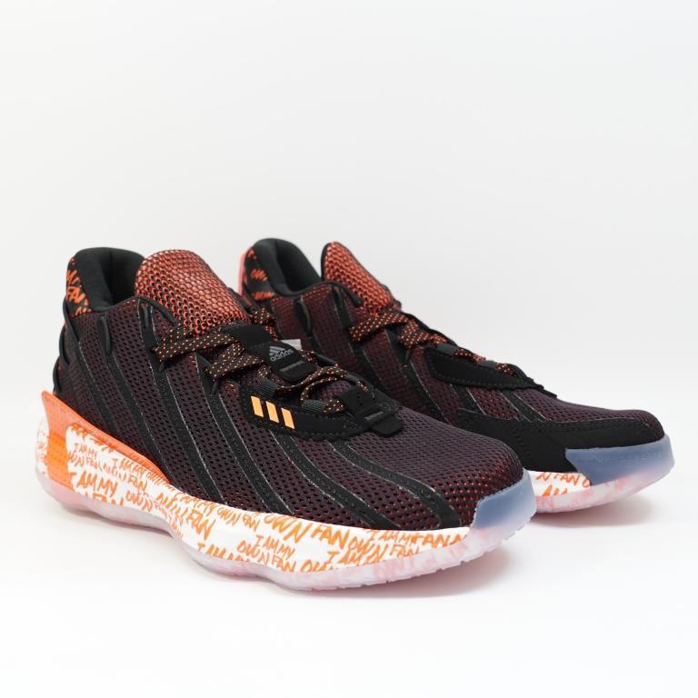 ADIDAS DAME 7 GCA 男生款 G55199 愛迪達 籃球鞋 運動鞋 利拉德 運動用品