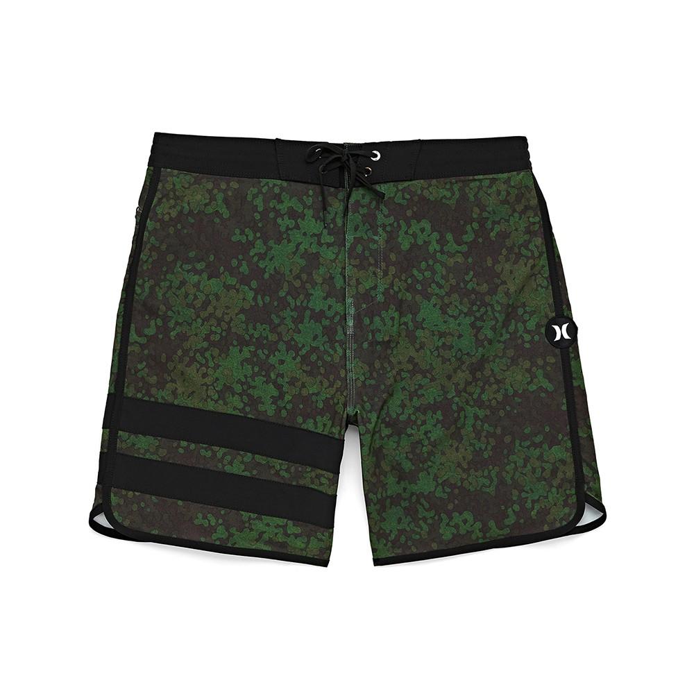 Hurley M PHTM BP PACK 18海灘褲-PHANTOM - 綠