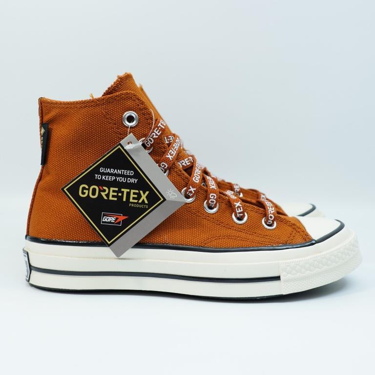CONVERSE CHUCK 70 GORE-TEX 168858C 匡威 帆布鞋 防水 GORE TEX 1970