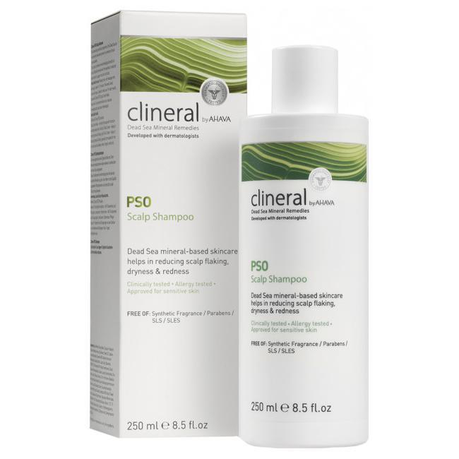 Ahava - Clineral PSO Scalp Shampoo (250ml)