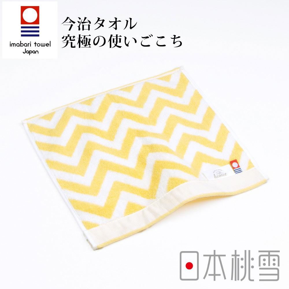 【日本桃雪】今治北歐方巾(共4色) 《屋外生活》