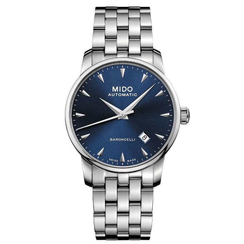 MIDO美度 M86004151 / 永恆系列機械腕錶 / 38mm