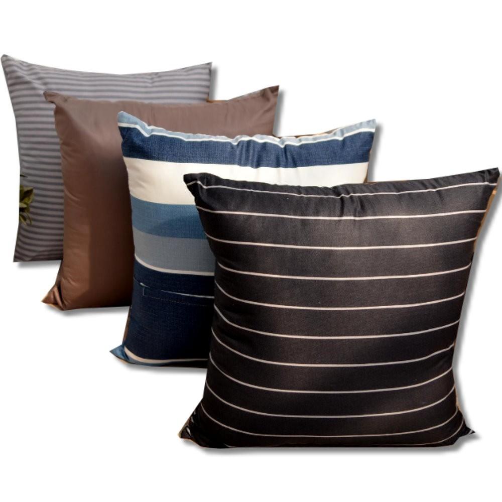【LUST】 北歐風格靠枕 方抱枕 枕心 48x48cm 布套可拆洗靠枕 懶骨頭/沙發靠墊(超商取件、二個為限)