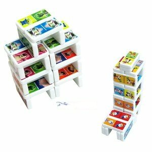 (任選) 迪士尼DISNEY接龍骨牌遊戲組-米奇+玩具總動員3(二入一組)