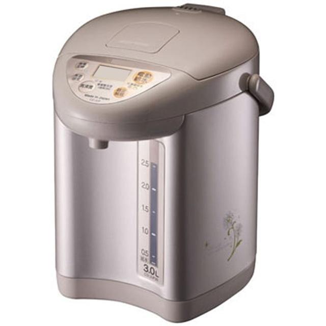 象印 微電腦電動熱水瓶 CD-JUF30(棕色) 廠商直送
