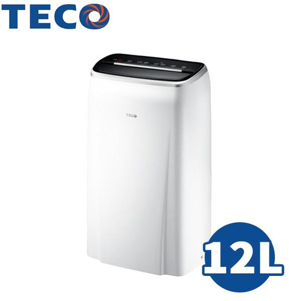 TECO東元 12L 一級節能 除濕機 MD2401RW