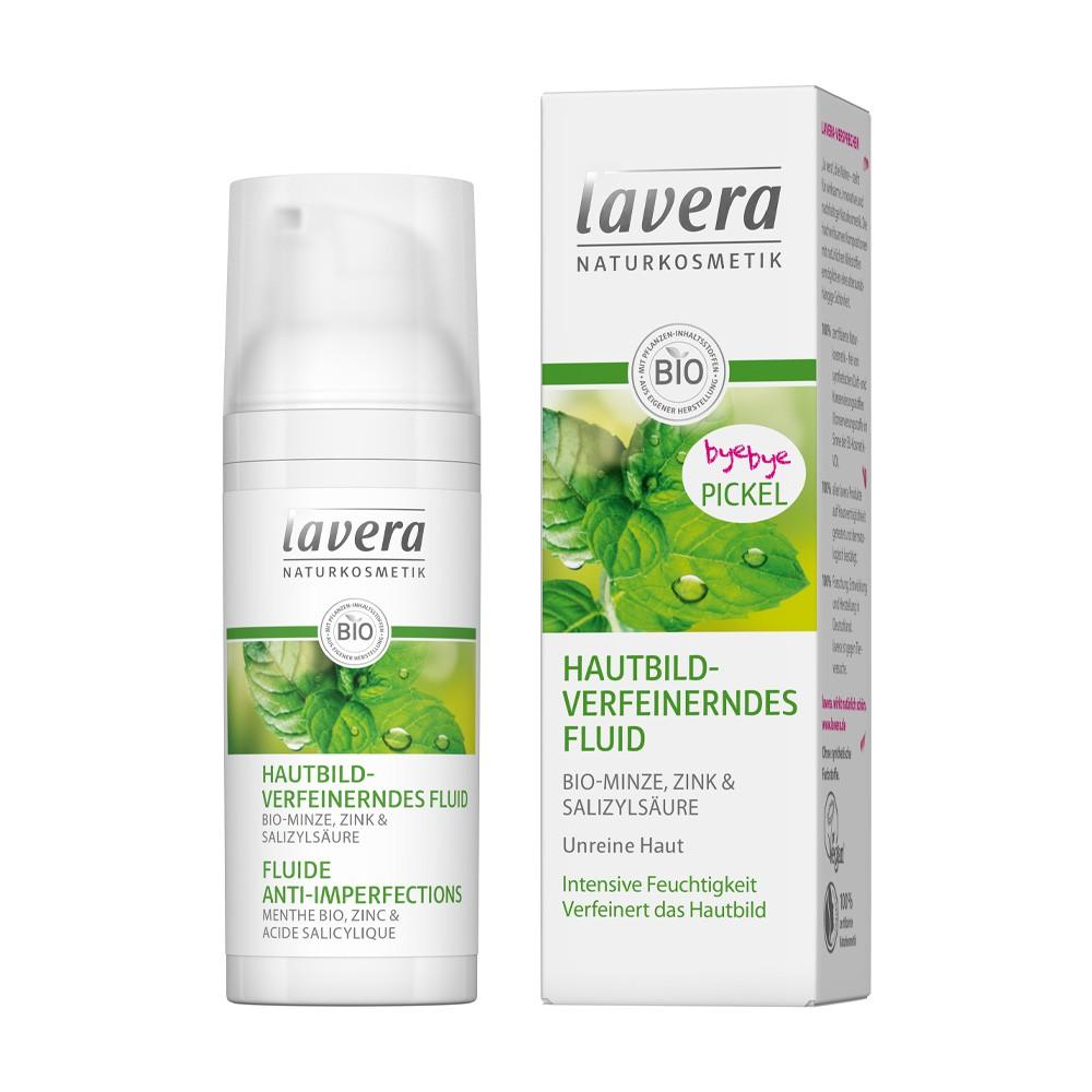 德國 Lavera 薄荷保濕修護精華液 50ml (LV116)