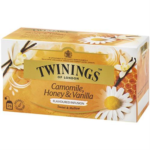 Twinings唐寧 香草菊蜜茶(無咖啡因)(1.5g*25入/盒) [大買家]