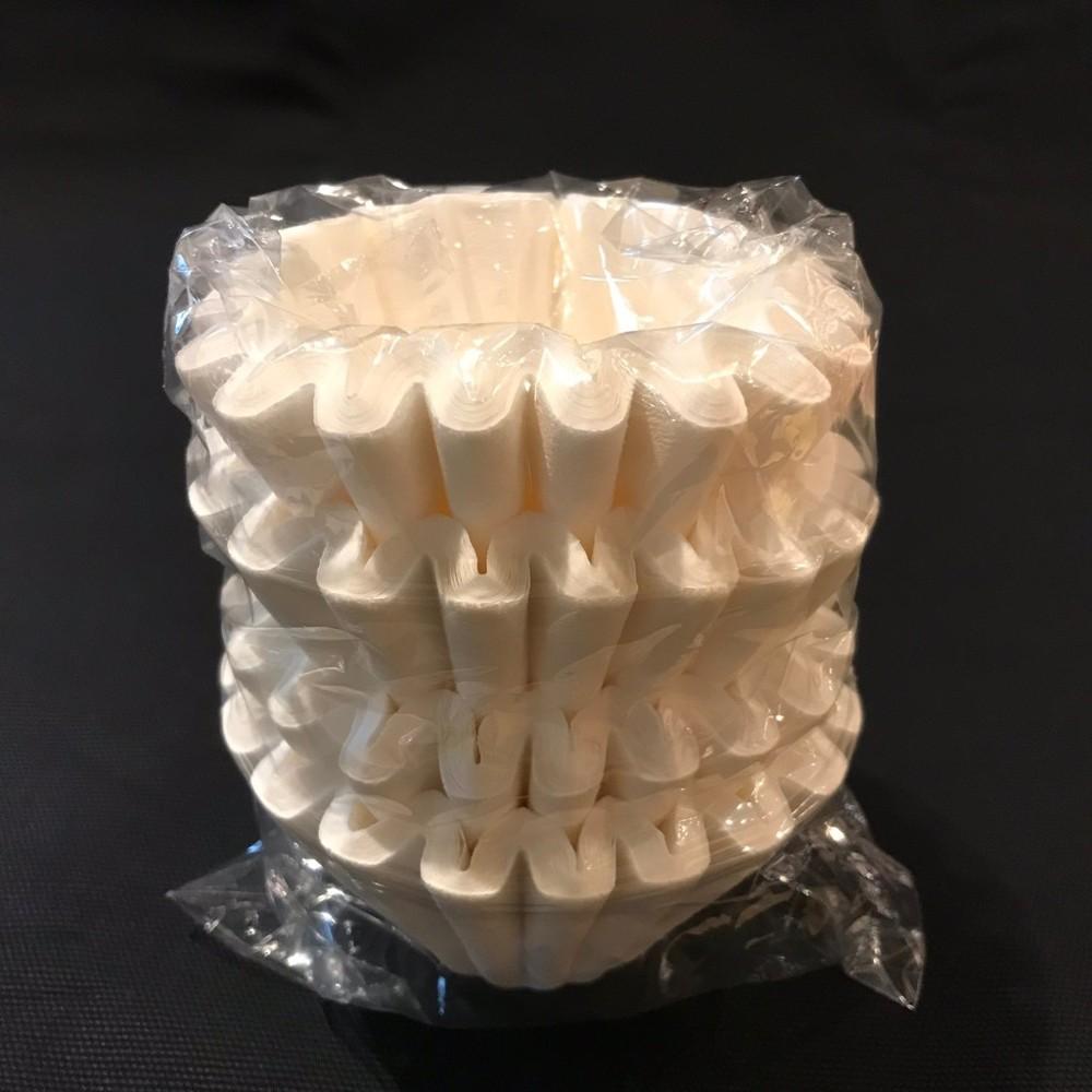 driver 蛋糕濾紙 波浪型濾紙 100張一袋 台灣製造 經濟包 185蛋糕濾杯用