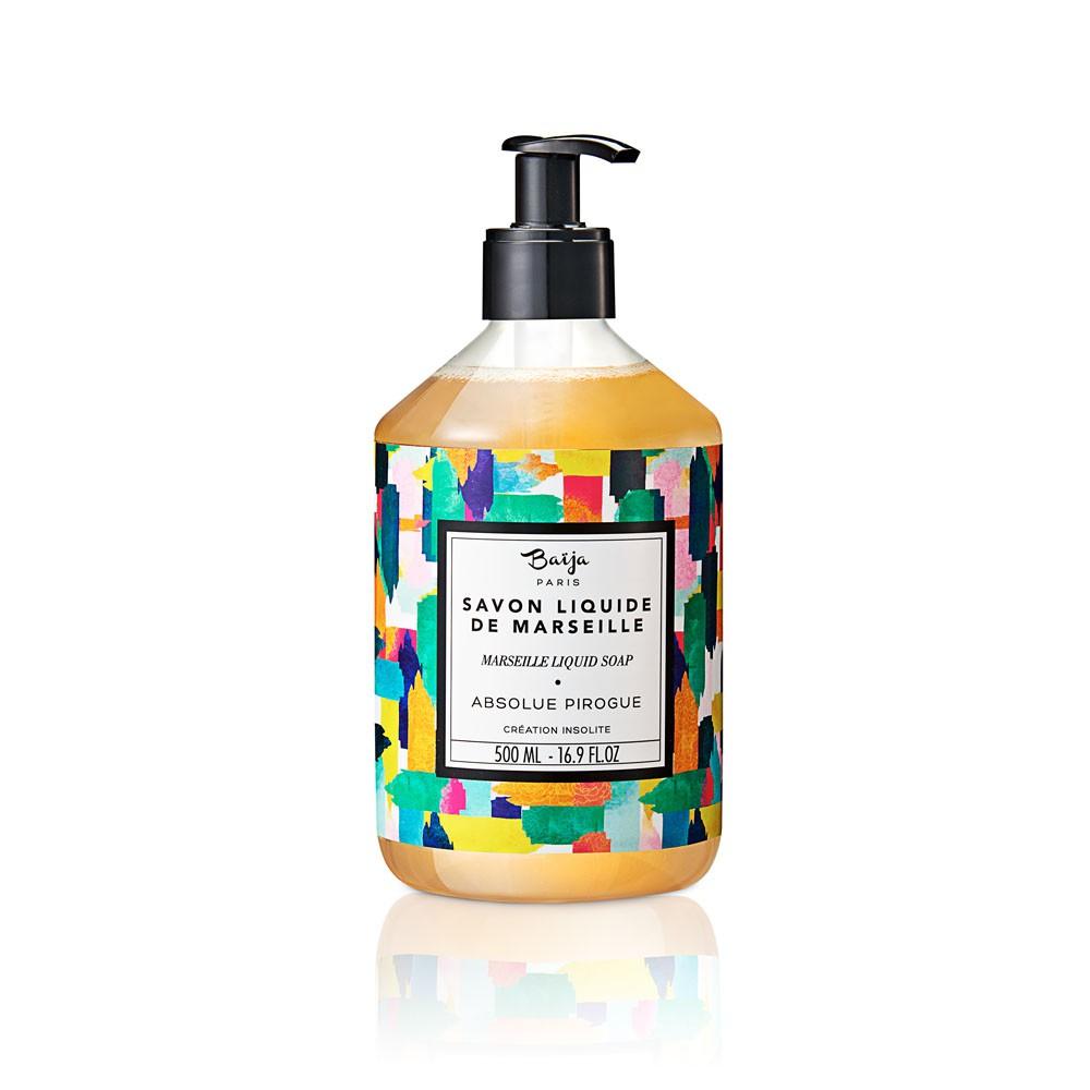 巴黎百嘉 莫內花園 格拉斯液體馬賽皂 500ML Baija Paris