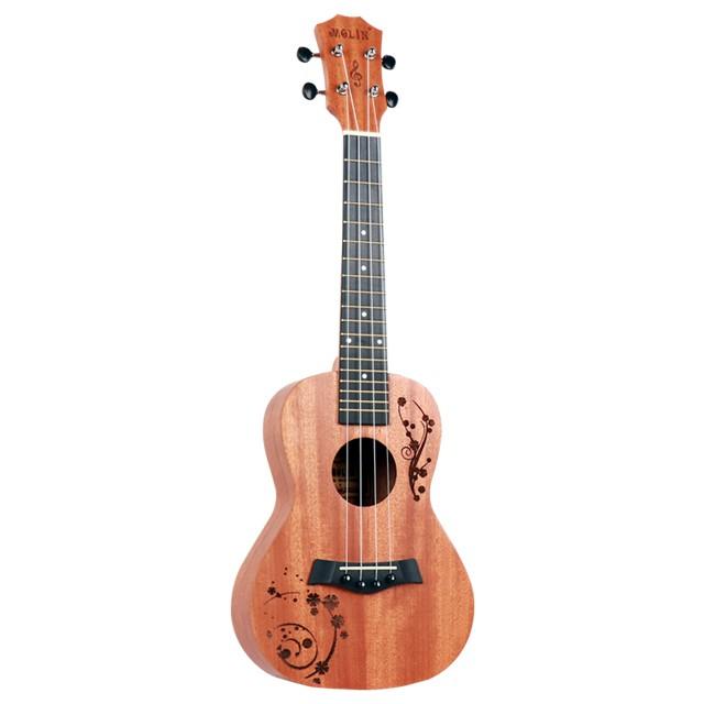 【全館免運】莫琳molin單板尤克里里女小吉他初學者23寸學生兒童男女烏克麗麗