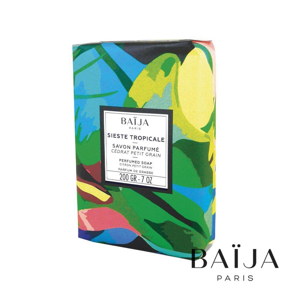 巴黎百嘉 伊甸園 香水皂 200g Baija Paris【巴黎好購】