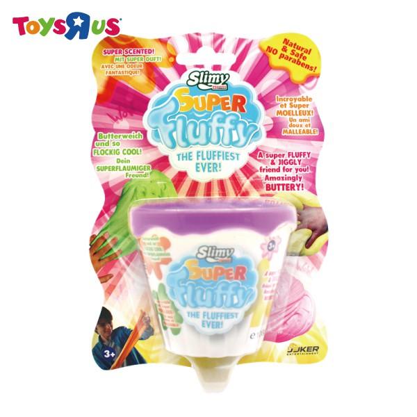 Slimy Super Fluffy 泡泡棉史萊姆 (隨機出貨) 玩具反斗城