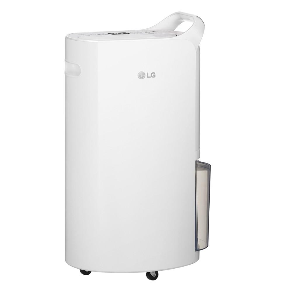 LG PuriCare 17公升變頻清淨除濕機 晶鑽銀 MD171QSK1 【免運】