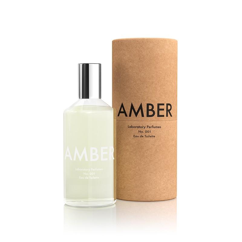 英國倫敦Laboratory Perfumes AMBER琥珀柑橘木質中性香水