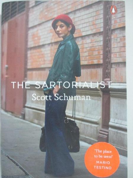 【書寶二手書T9/設計_BWH】The Sartorialist_Scott Schuman