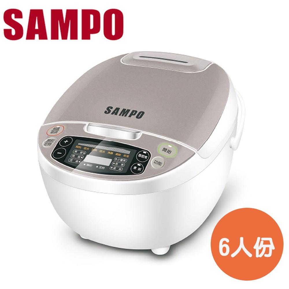 SAMPO 聲寶-6人份電子鍋 KS-BS10Q