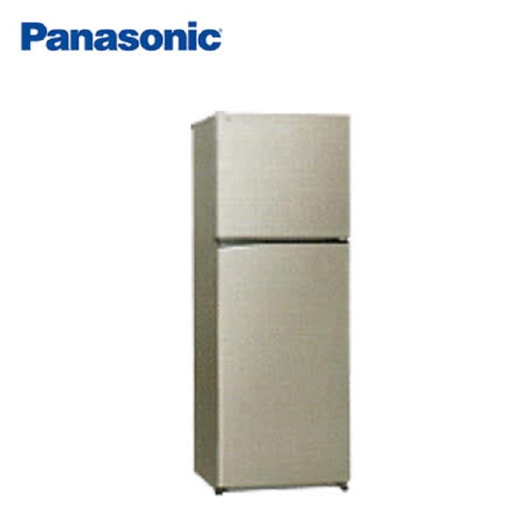 Panasonic國際牌 366公升 二門 電冰箱 NR-B370TV-S1星耀金-2/27前買就贈SP-2015不鏽鋼雙面砧版+6吋陶瓷刀