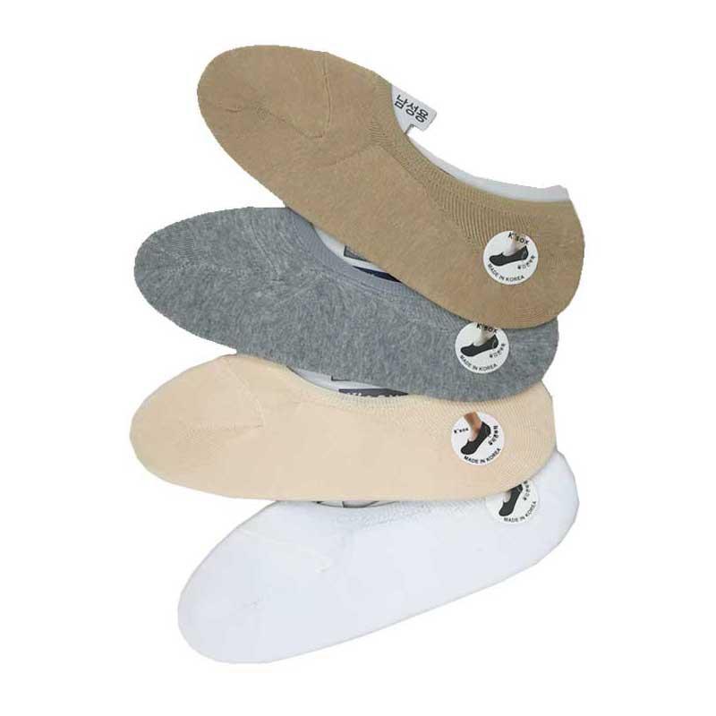 韓國K SOX 襪子 男襪 隱型襪 素色襪 船型襪 舒適襪 韓國男襪 防腳跟脫落襪