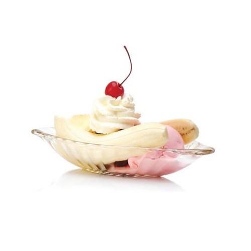 【Ocean】直紋香蕉船皿《WUZ屋子》