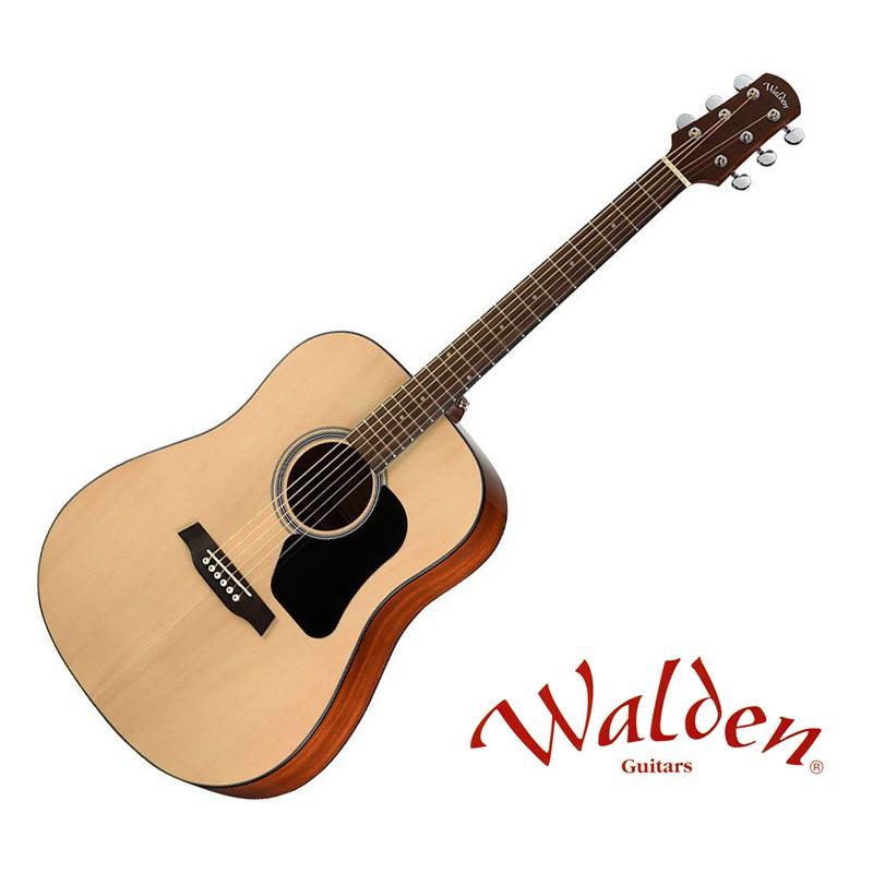 Walden D450 西堤卡雲杉木面單 41吋 民謠吉他 - 【他,在旅行】