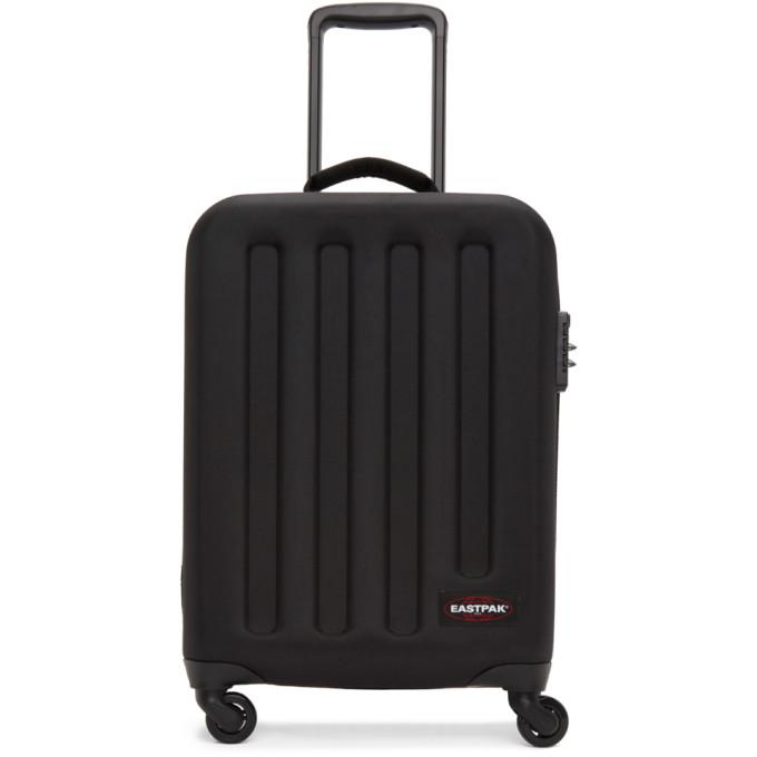 Eastpak 黑色小号 Tranverz 行李箱