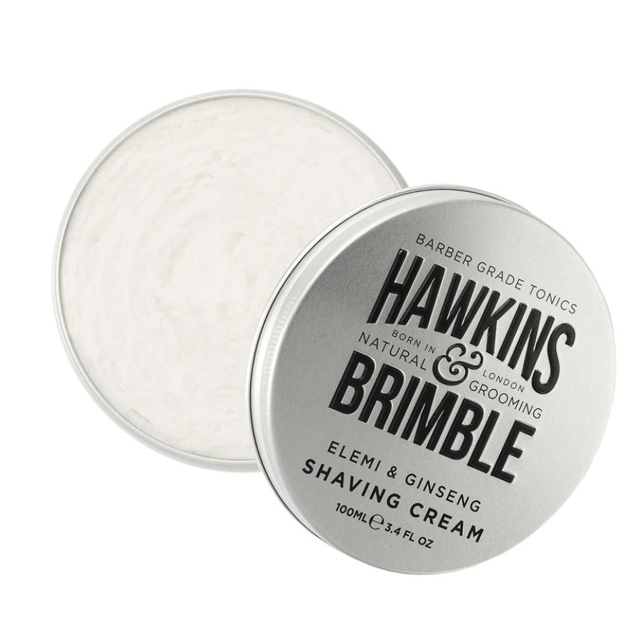 【Hawkins & Brimble】英國紳士保養 SHAVING CREAM 刮鬍乳液 100ML