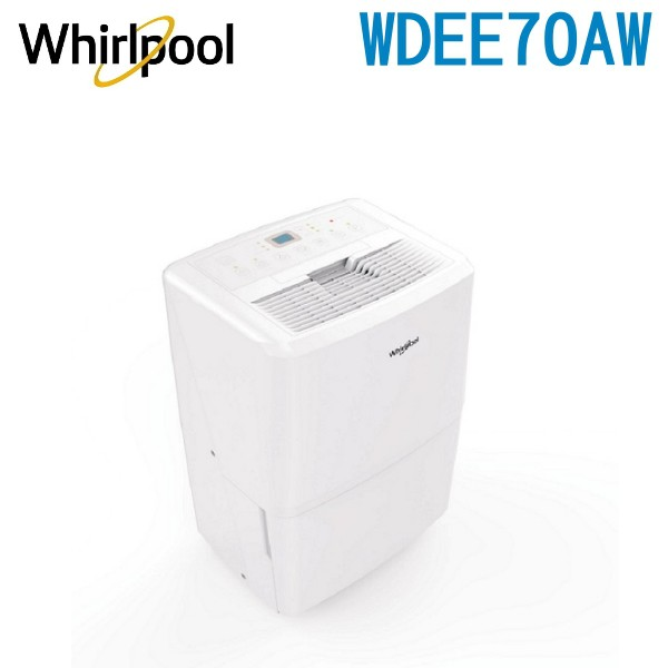 Whirlpool 惠而浦 可議價 32公升除濕機 WDEE70AW