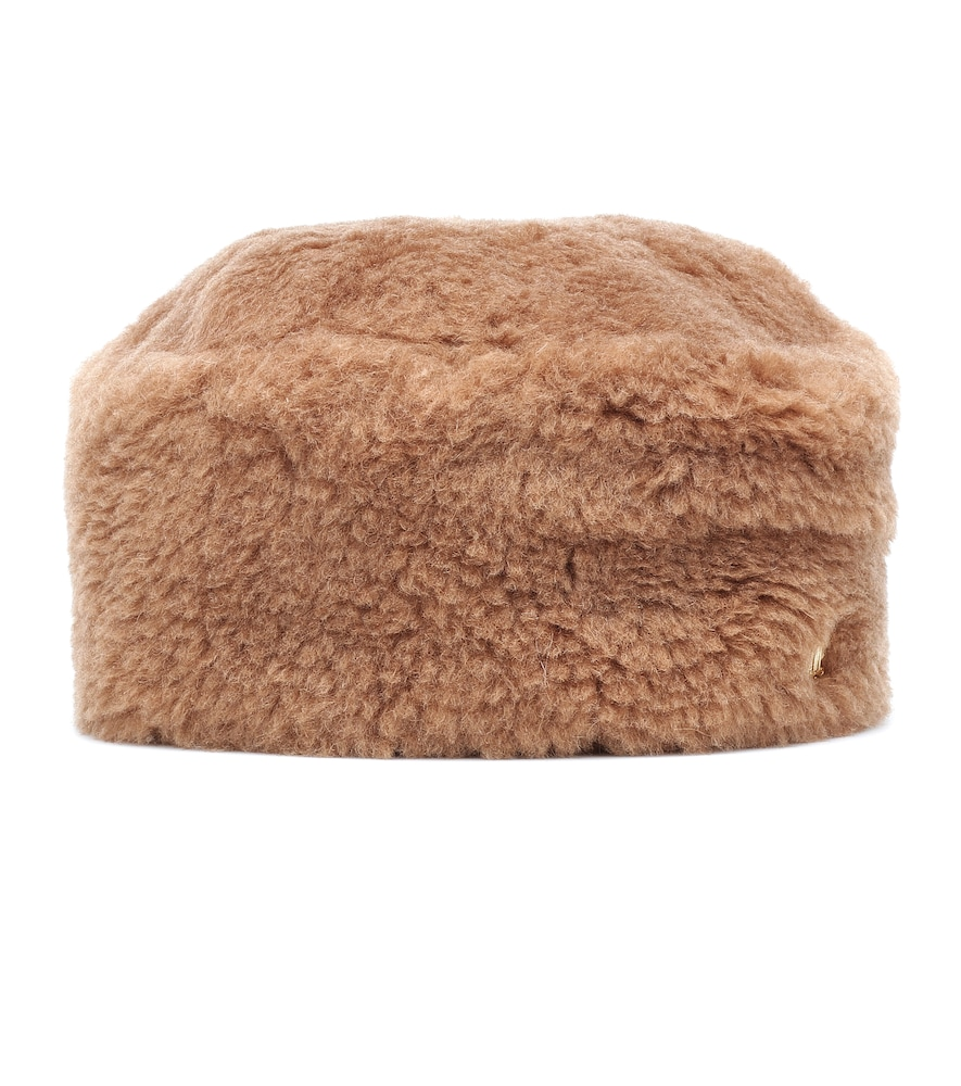 Colby camel hair hat