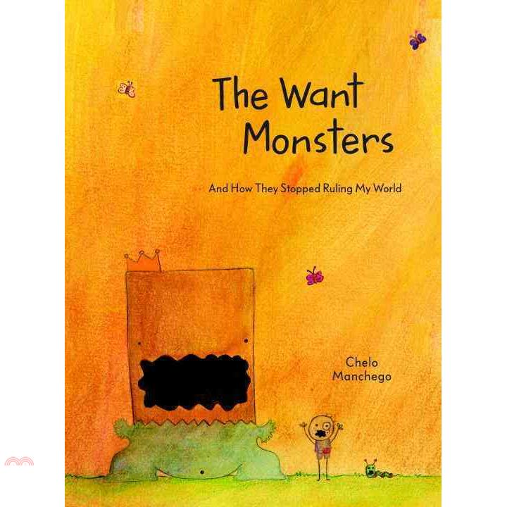 The Want Monsters ─ And How They Stopped Ruling My【三民網路書店】