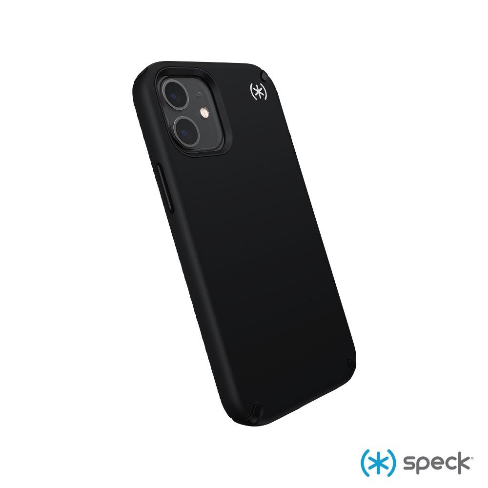 Speck iPhone 12 mini 5.4吋 Presidio2 Pro 抗菌柔觸感防摔殼 (4米防摔)