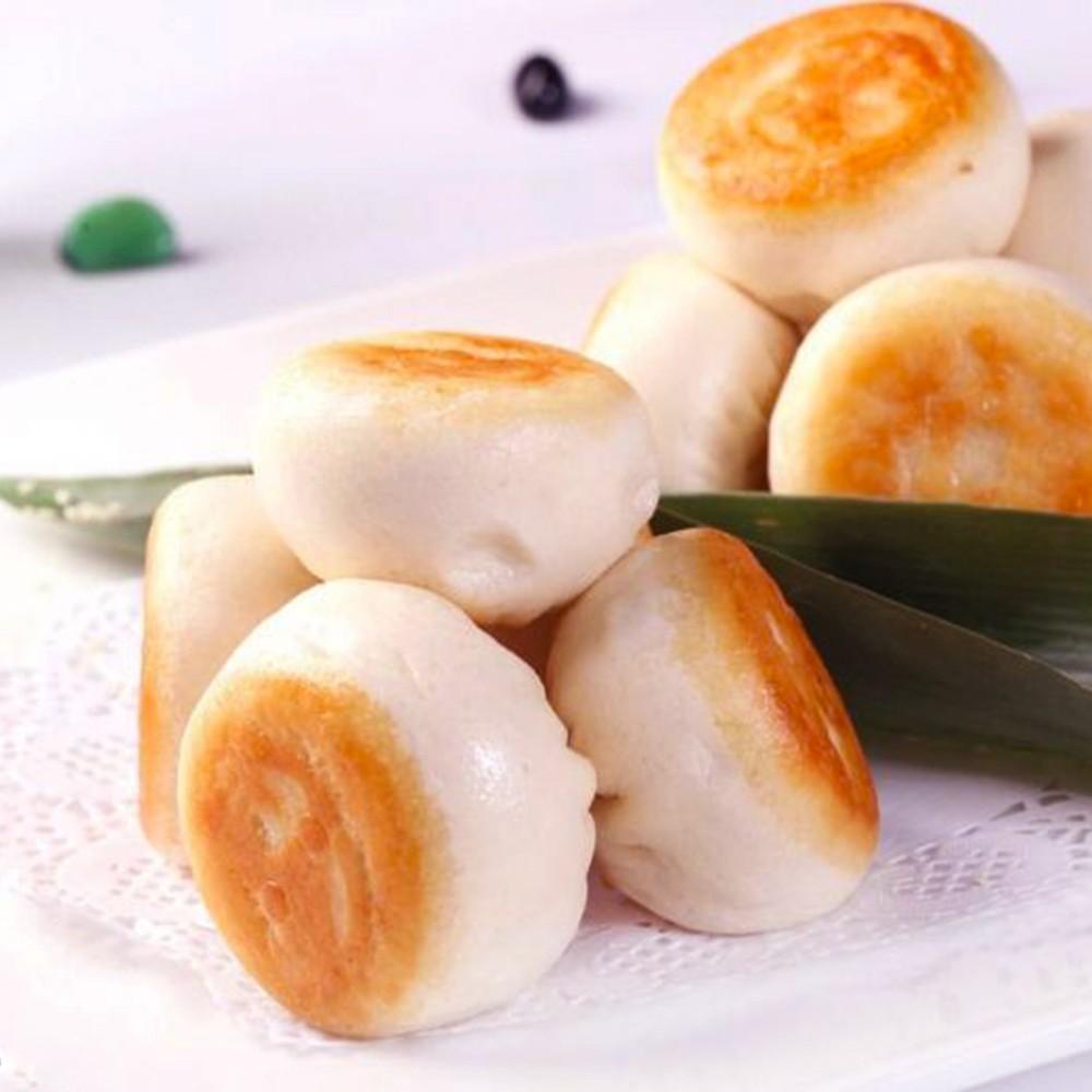 台灣手工 港式一口小煎包 700g±10%/25粒/包【金龍生鮮肉品】