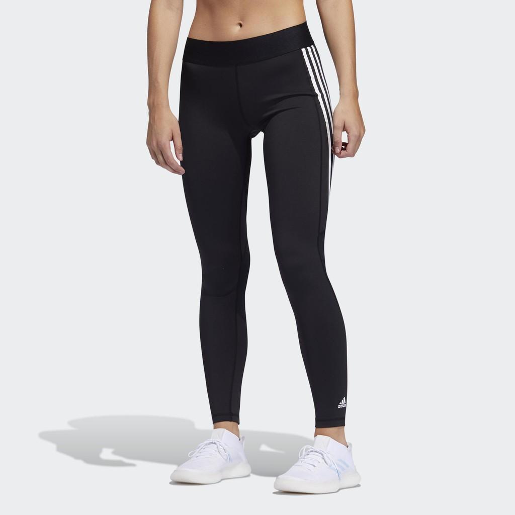 ADIDAS 女運動 緊身褲 FJ7173 (202007) 愛迪達