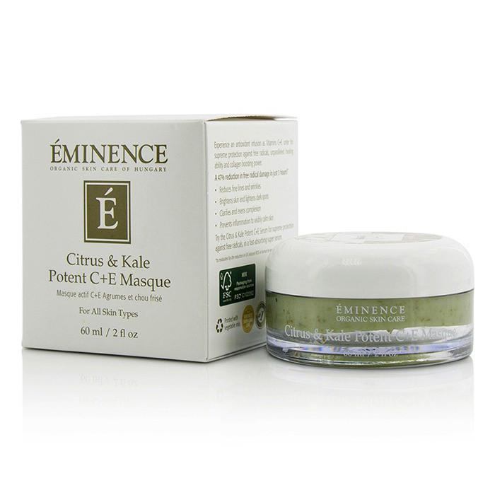 源美肌 - 柑橘甘藍強效C+E面膜(所有膚質適用) Citrus & Kale Potent C+E Masque