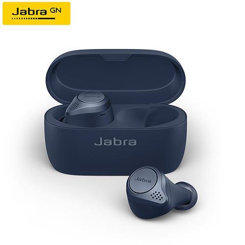 Jabra 真無線運動耳機 Active 75t 海軍藍