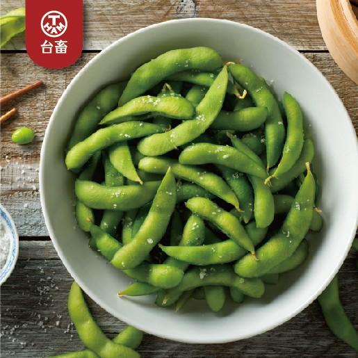【台畜】豆仁哥鹽味毛豆 (130g)