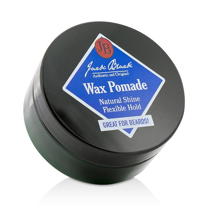 傑克布萊克 - 清新髮蠟 (自然光澤/彈性) Wax Pomade