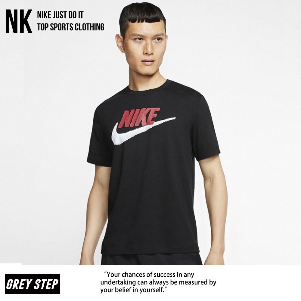 Nike AR4994-013 LOGO 短T 短袖T恤 黑色 AR4994-013 全新正品 統一發票