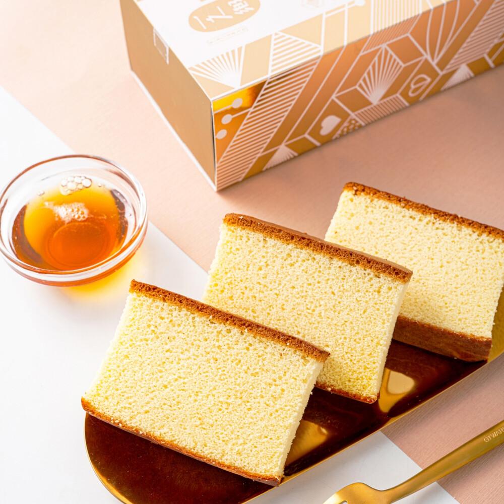 一之鄉龍眼花蜜蜂蜜蛋糕(5片裝)