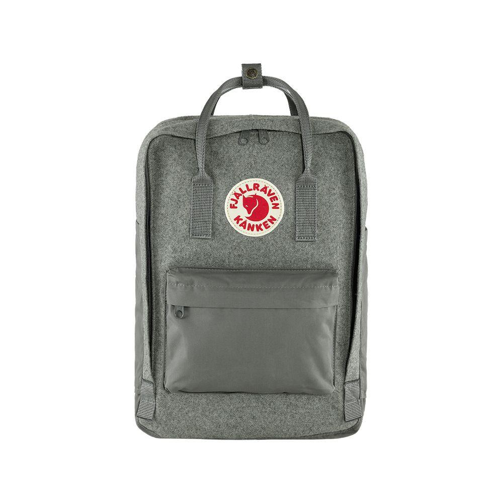 瑞典北極狐 Fjällräven Kånken ReWool Laptop 15吋筆電後背包 (23328) (共兩色)